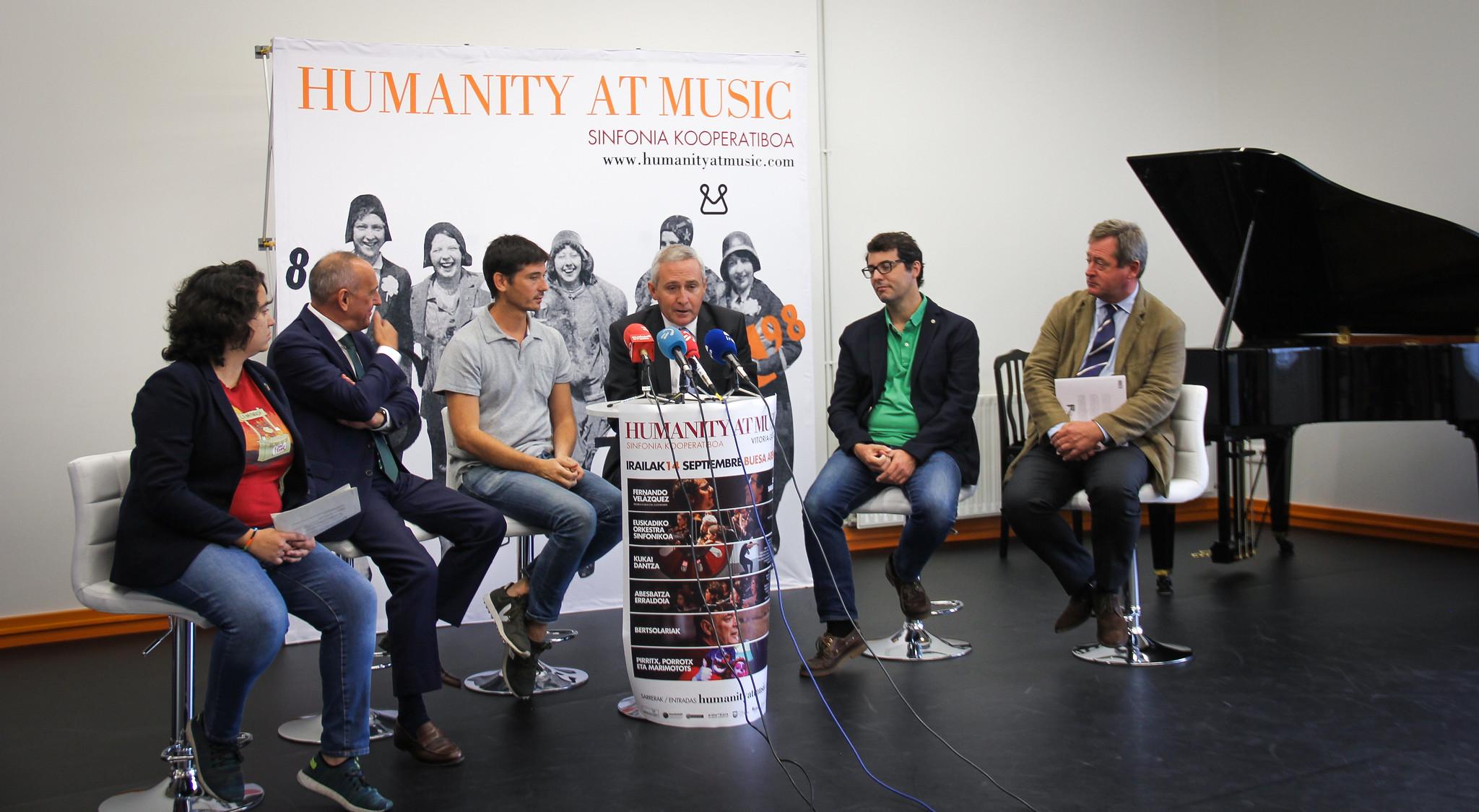 Humanityatmusic-buesarena